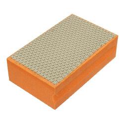 Grit Diamond Polishing Hand Pad Block