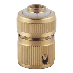 Copper Hose Quick Connector Garden Water Pipe Connector