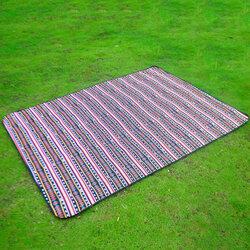 Multi-Functional Camping Picnic Mat Portable Beach Yoga Mat Oxford Waterproof Home Carpets
