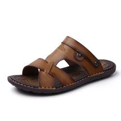 Category: Dropship Shoes & Boots, SKU #SKU585567, Title: Men Opened Toe Comfortable Beach Sandals