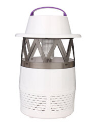 Electric Mosquito Killer UV LED Fly Zapper Silent Indoor Night Lamps USB Powered