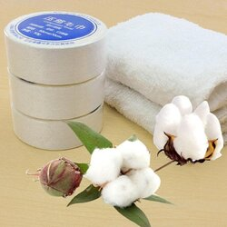 Compressed Outdoor Soft Cotton Towel