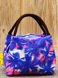 15 Styles Retro Lunch Tote Bag