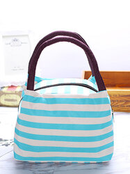 Oxford Lunch Tote Bag