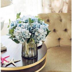 Artificial California Hydrangea Silk Flower