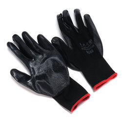 Nylon Industrial Protective Work Gloves