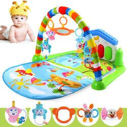 3 in 1 Newborn Baby Multifunction Play Mat