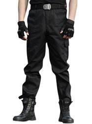 Mens Outdoor Windproof Breathable Casual Pants