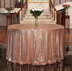 Sparkle Sequin Tablecloth