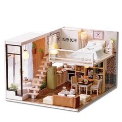 Romantic Cottage DIY Dollhouse