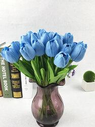 10PCS Fake Artificial Silk Flowers