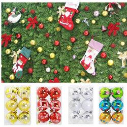 Christmas 6 Ball  DIY Home Tree
