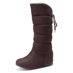 Large Size Heel Increasing Boots