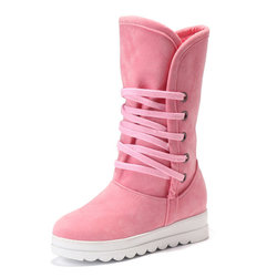 Large Size Multi-Way Boots