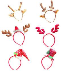 Cute Christmas Headband Hair Band Clasp