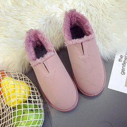 Large Size Lazy Flat Casual Boots