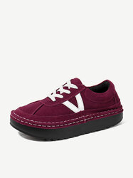Large Size Casual Flat Shoes