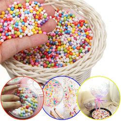 Styrofoam Foam Balls Beads For Slime