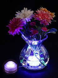 Submersible Led Tea Lights with Remote Control