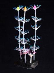 Fluorescent Aquarium Artificial Coral Decoration Fish Tank O