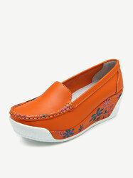 Platform Wedges Casual Shoes