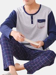 Cotton Soft Home Pajamas Set