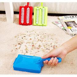 Hand-held Carpet Debris Brush