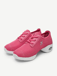 Mesh Cushioned Casual Shoes