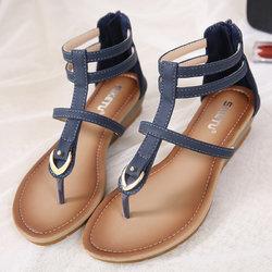 Large Size Roman Gladiator Sandals