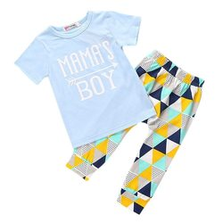 2PCS Baby Boy Clothing Set