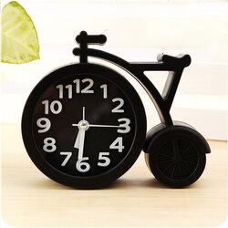 Creative Portable Mini Bike Table Alarm Clocks