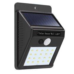 Solar Power 20 LED Wall Light