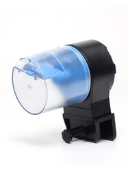 Intelligent Timing of Automatic Fish Food Feeder