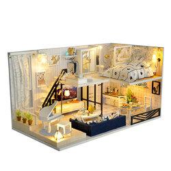 Time Shadow Modern Doll House