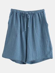 Cotton Soft Comfy Shorts Pajamas