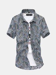 Beach Thin Hawaiian Shirts