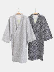 Japanese Kimon Breathable Soft Sleep Robes