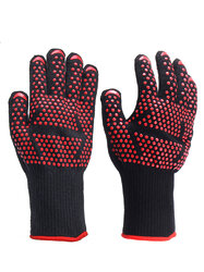 500°C Heat Proof Grilling Gloves