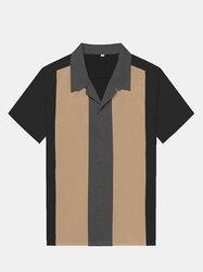 Big And Tall Stylish Patchwork Designer Cotton Shirts