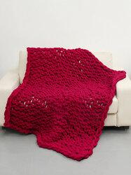 100x150cm Chenille Machine Washable Blanket