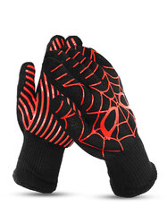 Heat Resistant BBQ Oven Gloves