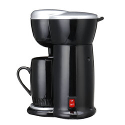 Single Cup Drip Coffee Machine Makers