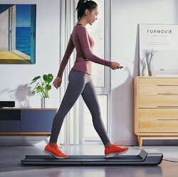 Manual Treadmill Folding Portable Running Gym Fitness
