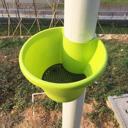 Flowerpot Pipeline Planters