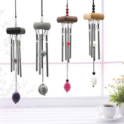 Ceramic Lucky Wind Chimes