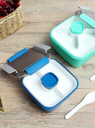 Sealed Four-Sided Lunch Box