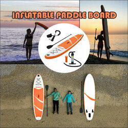 Category: Dropship Miscellaneous, SKU #SKUD32750, Title: 300 * 76 * 15cm Inflatable SUP Vertical Paddle Board