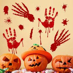 Halloween 3D Wall Stickers