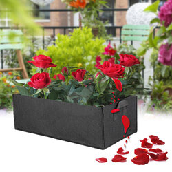 Seedling Bags Non-woven Planting Bag Flowers And Plants