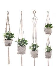 Plant Holder Hanging Planter Stand Flower Pots